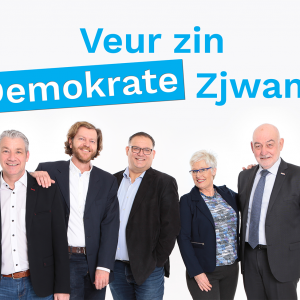 Motie Demokraten Swalmen welhaast Unaniem aangenomen.