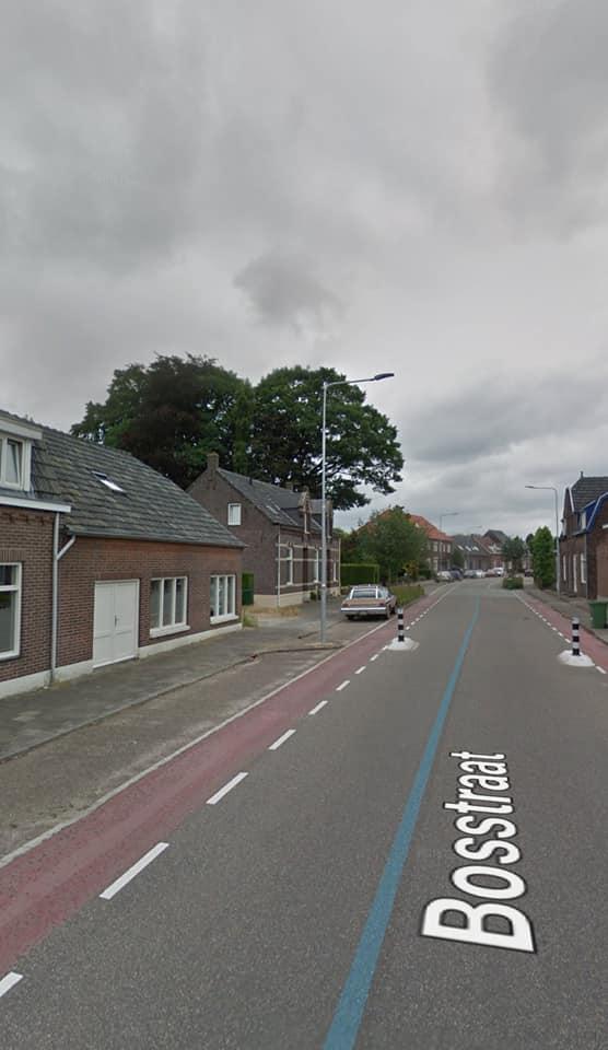Schot in Bosstraat Swalmen