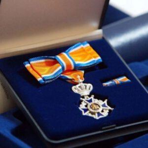 Koninklijke onderscheiding voor Herm Geraedts